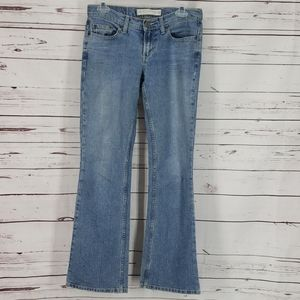Express Sarula Precision Fit Flare Jeans